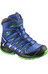 Salomon Kids XA Pro 3D Winter TS CSWP Shoes Blue Yonder/Blue Depth/Peppermint